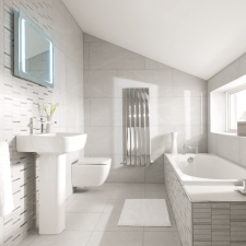Suregraft Nelio Bathroom Suite