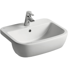 Semi-recessed & Countertop Basins