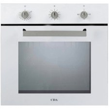 SG120WH Single fanned gas oven