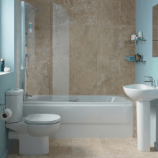 Ideal Studio Bathroom Suite