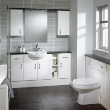 Vio Bathroom Furniture