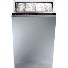 WC461 Integrated 45cm dishwasher