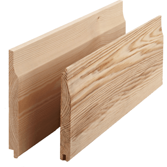 5th Premium Redwood Rebated Shiplap Cladding
