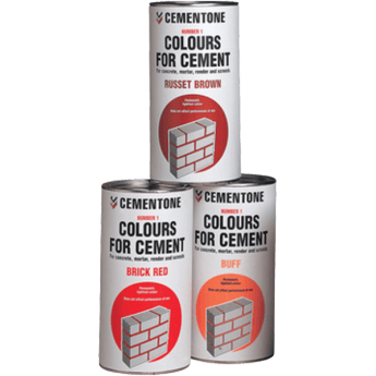 Cement Colouring Products| Aggregates, Sand & Cement | Building ...