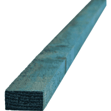 Imp Stamped Blue Treated Timber Batten 25 x 50mm x 4.8m