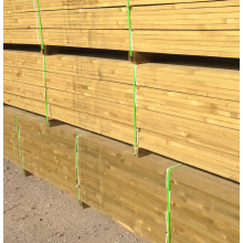 Imp Stamped Treated Timber Lath/Batten 25 x 50mm