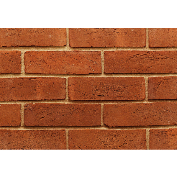 Imperial Handmade 68mm Soft Red Rubber Brick Buildbase
