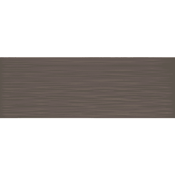 Inserto Life Waves Antracita Wall Tile 700 x 250 x 8.5mm