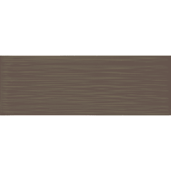 Inserto Life Waves Mocca Wall Tile 700 x 250 x 8.5mm