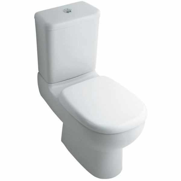 Jasper Morrison Toilet Seat and Cover Slow Close