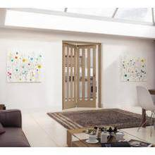 Jeld Wen Internal Aston Wh Oak Clear Glazed 2+0 1471mm PEFC