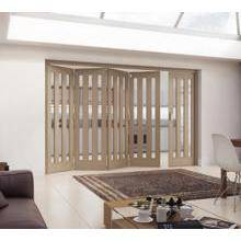 Jeld Wen Internal Aston Wh Oak Clear Glazed 4+1 3158mm PEFC