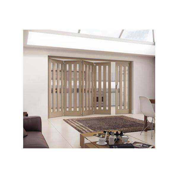 Jeld Wen Internal Aston Wh Oak Clear Glazed 5+0 3158mm PEFC