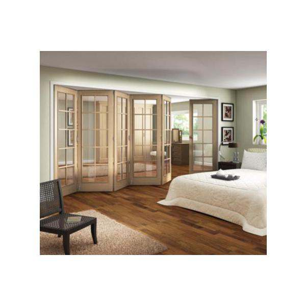 Jeld Wen Internal Huntingdon 10 Light Clear Glazed 6+0 4227 PEFC