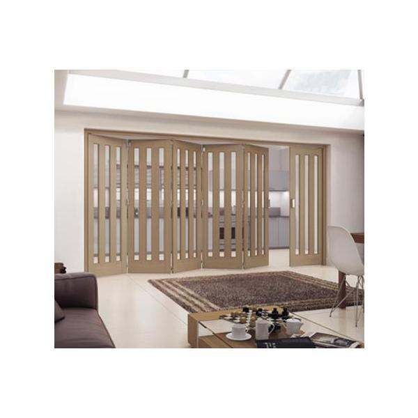 Jeld Wen Internal Aston Wh Oak Clear Glazed 6+0 4227mm PEFC