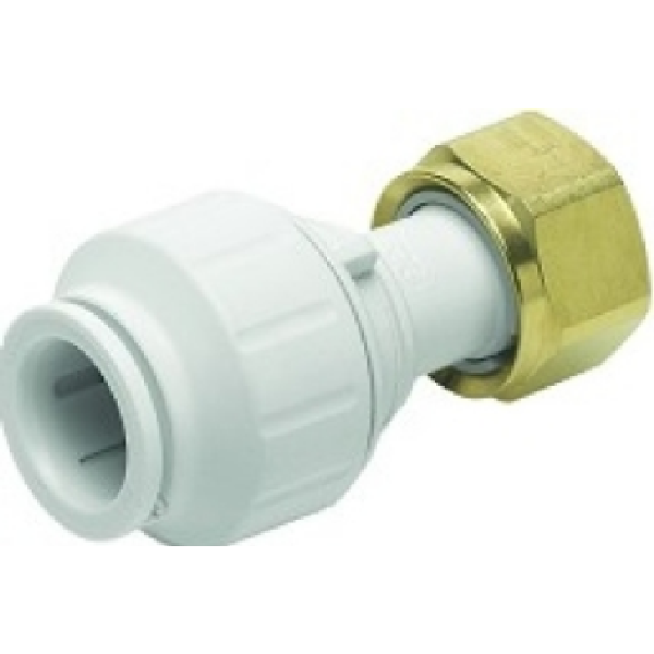 John Guest Speedfit Straight Tap Connector 10mm X 1/2