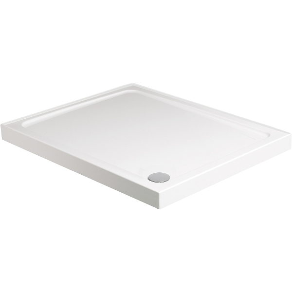 JT40 Fusion Rectangular Tray 1000 x 800mm White