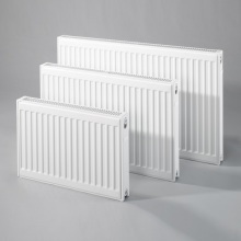 Kartell K-Rad 400x400mm Radiator White Type 11