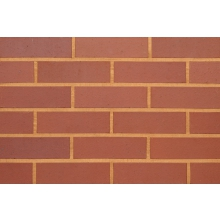 Ketley 65mm Red Class A Solid Smooth Facing Brick