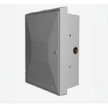 KMG Electrical Meter Box Recessed