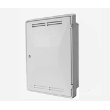 KMG Gas Meter Box Recessed