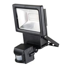 Lacerta LEDFLPIR10E 10W LED Floodlight with PIR Sensor