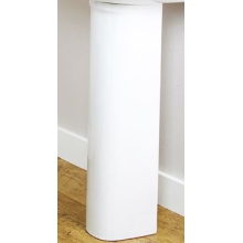 Lecico Atlas Full Pedestal White