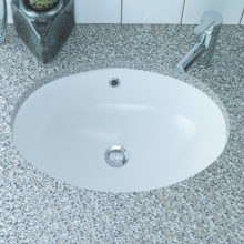 Lecico Under Counter Basin 535mm 0 Tap Holes
