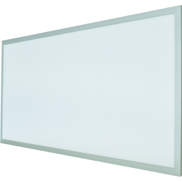 LedHero 1200 x 600 Recessed 75W LED Panel Light White Frame 6000k