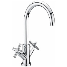 London Cross Head Kitchen Sink Mixer