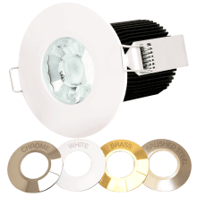 Loxa LX315-10WW 10W Dimmable LED Downlight - Warm White