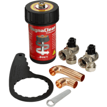 Magnaclean Professional Filter Black 22mm