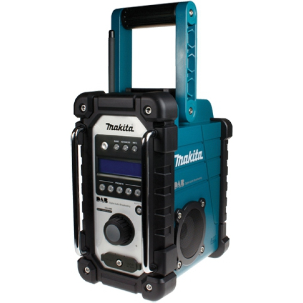 Makita Site Radio DAB Blue BMR104