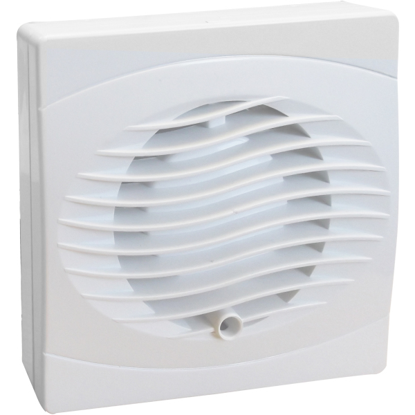 Manrose Humidity Fan with Pullcord NVF100HP 4""