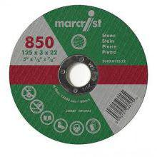 Marcrist 850 Stone Cutting Disc Flat