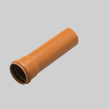 Marley 110mm Ring Seal Socket Pipe 3m