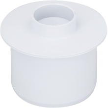 Marley 110mm Socket Plug White