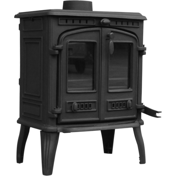 Orlando Double Door Stove 8kW
