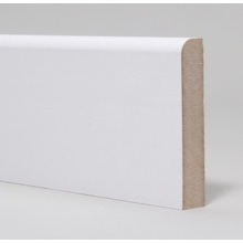 MDF Primed Round 1 Edge Architrave 15 x 44mm 4.4m