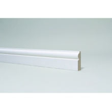 MDF Primed Torus Architrave 18 x 68mm x 5.4m