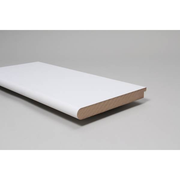 MDF Primed Windowboard N&T 25 x 219mm x 3.6m