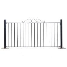 Metpost Ironbridge Fence 930x1810x25mm