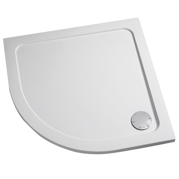 Mira Flight Safe Offset Quadrant 1000 x 800mm Left Hand