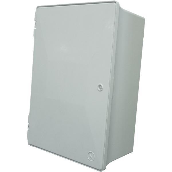 Electric Meter Box : Mitras electric meter box surf mount white