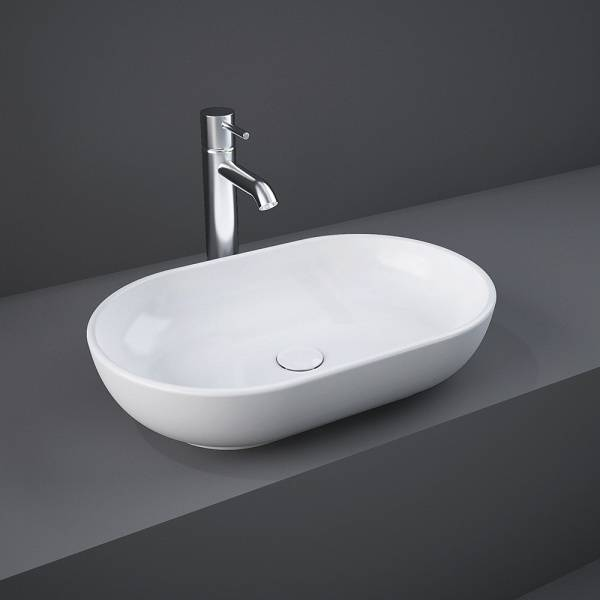 Moon Oval Table Top Wash Basin