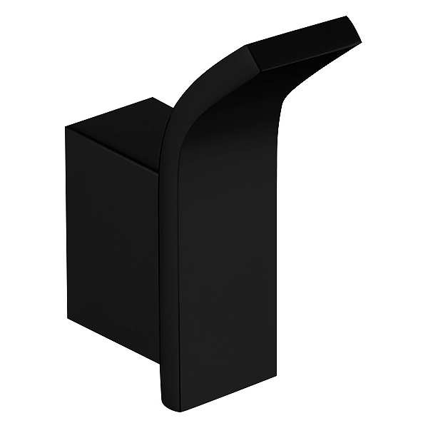Moon Robe Hook Black