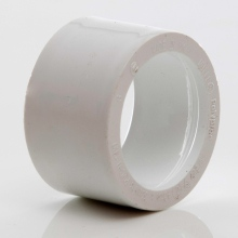 MUPVC Wastepipe Reducer White 40mm