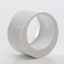 MUPVC Wastepipe Reducer White 50mm