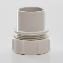 MUPVC Wastepipe Screwed Access Plug White 32mm
