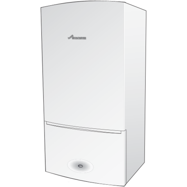 Greenstar 25kw Si Compact GB Natural Gas Combi
